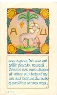 Devotie - Devotion - Communie Communion - Jules Clabout - Ruiselede 1948 - Communion