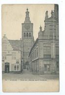 Dixmude Tour De L'Eglise Saint-Nicolas - Diksmuide