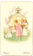 Devotie - Devotion - Communie Communion - Godelieve Dhont - Ruiselede 1953 - Communion
