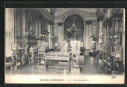 CPA Ennery, Le Musee, Deuxieme Galerie - Ennery