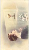 Devotie - Devotion - Communie Communion - Jules Clabout - Ruiselede 1943 - Communion