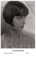 LOUISE BROOKS - Film Star Pin Up PHOTO POSTCARD - 155-32 Swiftsure Postcard - Künstler