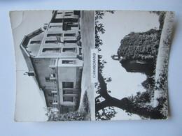 Chamborand. Auberge De La Tour. Hotel Restaurant. Cours Jourdan Pres Des Ruines D'un Vieux Chateau. Theojac 192-32 - France