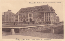 EISDEN-STE-BARBARA: Groote Bureelen Der Koolmijn / EYSDEN-STE-BARBE: Grands Bureaux Du Charbonnage - Maasmechelen
