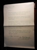 19521) ALPINI PRESIDIO MILITARE MILANO 100 ANNI STORIA LETTERA A STAMPA - Militari