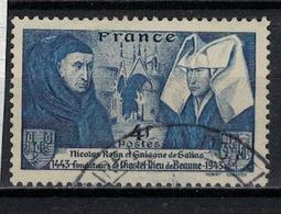 FRANCE      N° YVERT  :   583    (1)     OBLITERE - Used Stamps
