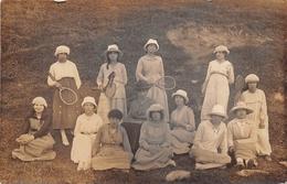 ¤¤   -   Carte-Photo De Femmes Joueuses De TENNIS  -  Raquettes   -  ¤¤ - Table Tennis