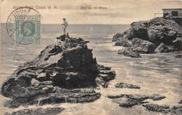 Ghana / Belle Oblitération - 03 - Accra Gold Coast - Reef On The Shore - Ghana - Gold Coast