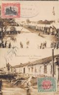 Guatemala / Belle Oblitération - 04 - Photo Card - Commandancia De Urnas - Cliché Rare - Guatemala