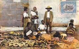 Guatemala / Belle Oblitération - 05 - Comerciantes Indios - Beau Cliché - Guatemala
