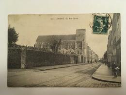 Lorient - La Rue Carnot - Lorient