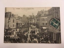 Lorient - Place Bisson Et Entrée De La Bôve - Lorient