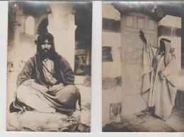 Syrie  2 Carte-photo Luigi Stironi Damas 1926 - Syrie