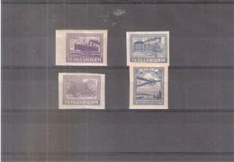 Russie - Yv.185/88 - Série Complète X/MH - Au Profit Des Victimes De La Famine (à Voir) - 1917-1923 République & République Soviétique