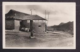 CPSM ANDORRE - VALLS D'ANDORRA - PORT D'ENVALIRA - Refuge Fray Miquel TB PLAN + STATION SERVICE - Andorre