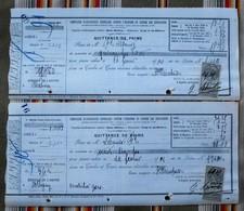 2 51 SAINTE MENEHOULD  Melle Lepointe 75 PARIS 2e  87 Rue De Richelieu  LE ROY DES BARRES 08 Attigny 51 Chatrices - Bank & Insurance