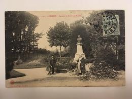 Lorient - Square Et Buste De Bodélio - Lorient