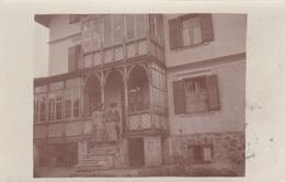 Alte Ansichtskarte Aus Kitzbühel -Franz-Reisch-Straße ?- - Kitzbühel