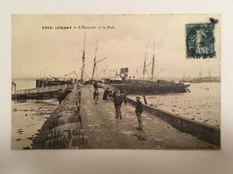 Lorient - L'Estacade Et La Rade - Lorient