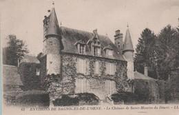 Le Chateau De Saint-Maurice-du-Désert - - Autres Communes