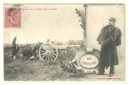 Saint-Mihiel : 40e D'artillerie 1904 - Saint Mihiel
