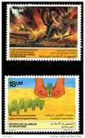 Mauritanie 0559/60** - 559: Dessin De Buzin - MNH - - Mauritanie (1960-...)