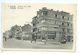Koksijde Coxyde Avenue De La Mer - Koksijde