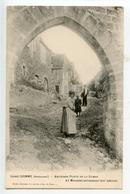 Domme Ancienne Porte De La Combe - Autres Communes