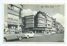 Koksijde Coxyde Avenue De La Mer VW Cox - Koksijde