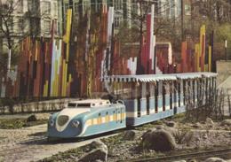 Bahn / Hamburg / IGA 1973 (D-A299) - Taxis & Fiacres