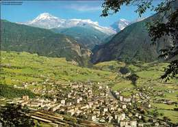 1043905 Brig Am Simplon, Wasenhorn, Monte Leone, Breithorn - Schweiz