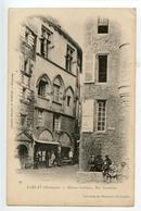 Sarlat Maison Gothique Rue Gambetta - Sarlat La Caneda