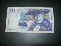 Sweden 20 Kronor - Suède