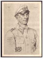 Dt- Reich (006431) Propagandakarte W.Willrich, Erfolgreicher Panzerbekämpfer Der Infanterie, Ungebraucht - Deutschland