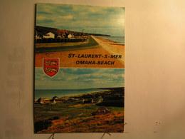 St Laurent Sur Mer - Omaha Beach - France