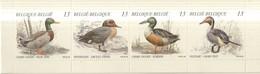 PIA - BEL -1990 - Protezione Della Fauna - Pesci Di Acqua Dolce  -  (Yv C2383) - Libretti 1962-....