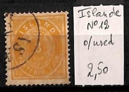 [814740]Islande  - N° 12 - Islande