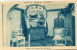 ESPAGNE(CADIZ) HOTEL - Cádiz