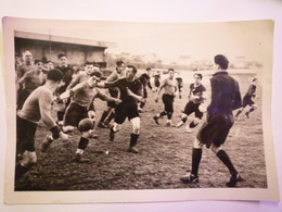 PHOTO  MATCH De RUGBY  (Photo PORTES  Carcassonne)   XXX - Rugby