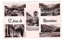 73 St Saint Jean De Maurienne Carte 5 Vues CPSM PF - Saint Jean De Maurienne