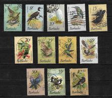 Barbados QEII 1979 Birds,, Small Selection To $2.50 Used (7204) - Barbados (1966-...)