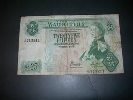 Mauritius 25 Rupees - Maurice