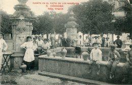 ESPAGNE(CORDOBA) TYPE - Córdoba