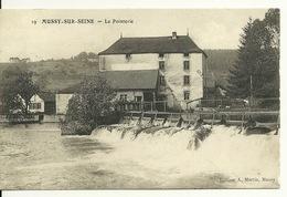 10 - MUSSY SUR SEINE / LA POINTERIE - Mussy-sur-Seine
