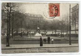 SAINT ETIENNE Place Gambetta - Saint Etienne