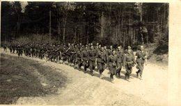 FOTOPOSTAL    SOLDATEN DEUTSCHES TERCER REICH - Weltkrieg 1939-45