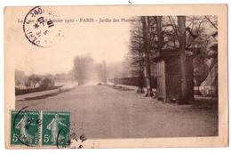 3365 - Paris 5e - Jardin Des Plantes - La Crue Du 28 Janvier 1910 - - Arrondissement: 05