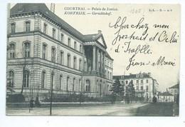 Kortrijk Courtrai Palais De Justice - Kortrijk