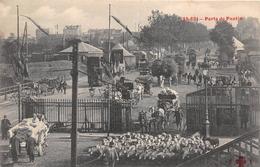 ¤¤   -     PARIS   -   Porte De Pantin   -   Octroi  -  Berger , Moutons    -   ¤¤ - Arrondissement: 19