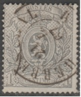 23A Obl       .. - 1866-1867 Coat Of Arms